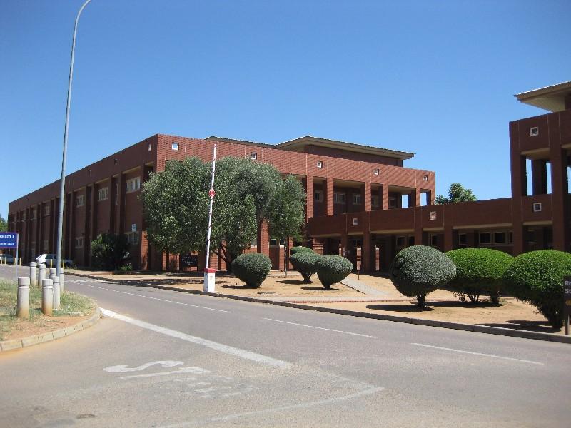 University_of_Botswana_Earth_Science