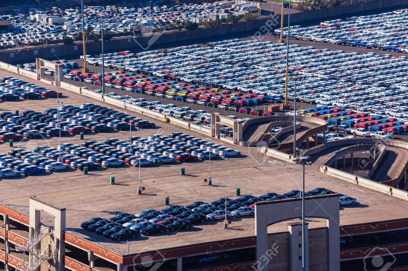36485054-Durban-harbor-port-car-terminal-export-import-landscape-from-birds-eye-air-position-Stock-Photo