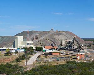 Damtshaa-Mine