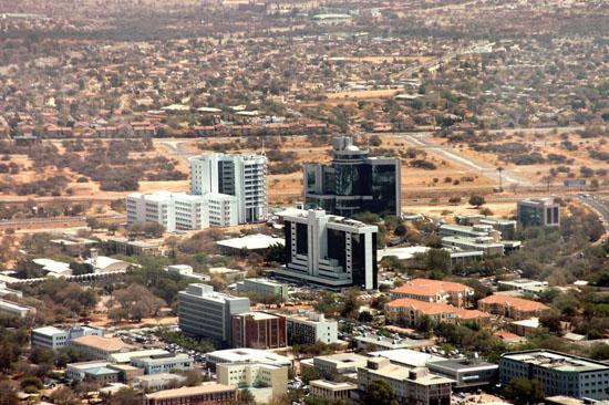 Gaborone-City-Scape