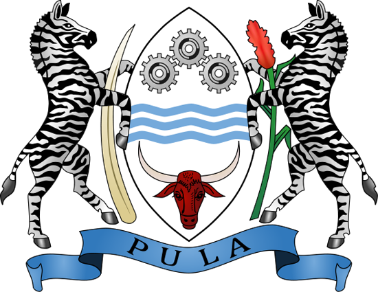 Escudo-de-Botswana
