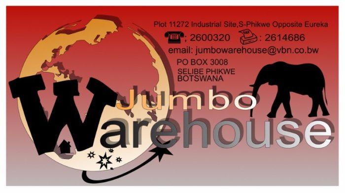 Jumbo Wharehouse SelebiPhikwe Botswana ProdAfrica Business Map