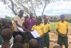 Brain School Challenge -  Nyabuhama Primary School - Uganda 4