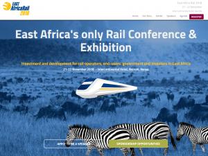 East Africa Rail 2018 @ Intercontinental Hotel, Nairobi | Nairobi | Nairobi County | Kenya