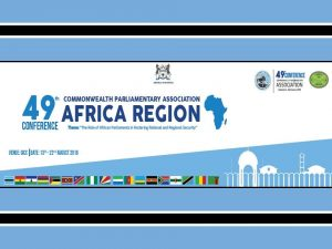 49th CPA Africa Regional Conference 2018 @ Gaborone International Conference Centre (GICC) | Botswana