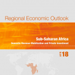 Sub-Saharan Africa April 2018