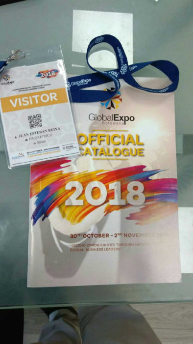 Global Expo 2018 - Gaborone - Another step forward 1