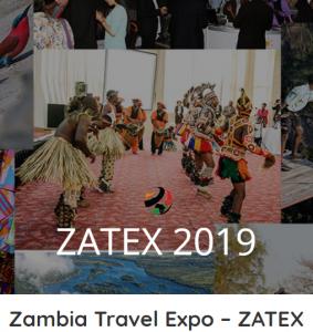Zambia Travel Expo – ZATEX - Lusaka - Zambia @ Mulungushi International Conference Centre | Lusaka | Lusaka Province | Zambia