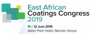 The East African Coatings Congress 2019 - Nairobi - Kenya @ The Safari Park Hotel | Nairobi | Kenya