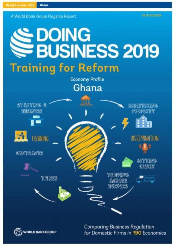 DOING BUSINESS IN GHANA 2019 – World Bank