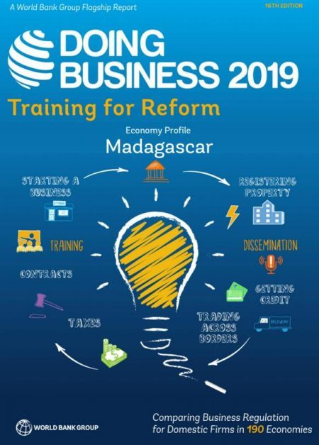 DOING BUSINESS IN MADAGASCAR 2019 – World Bank